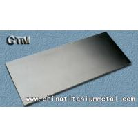 China Medical Titanium Plate / Sheet on sale