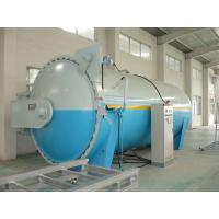 High Temperature Laminated Glass Autoclave Safety In Automotive Industrial