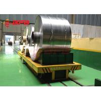 Buy cheap Hot Deal Heavy Duty Warehouse Handling Equipments , Long Service Lifetime Coil Transfer Trolley product