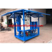 Buy cheap China Insulation Oil Purifier/ Mobile Transformer Oil Purification Machine Filtration with Enclosure weather proof IP product