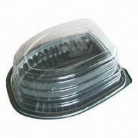 Buy cheap Disposable Chicken Container, Made of PP Microwavable Material product