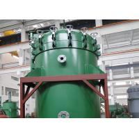 Carbon Steel Vertical Pressure Leaf Filter For Chemical / Pharmaceutical Industry