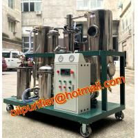 Buy cheap Used cooking oil filtration treatment and vegetable oil recycling machine Residual Particles Oil Micro Filter decolor product