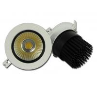 Led Recessed Lighting Beam Angle : Anenerge w led cob downlight recessed
