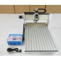 Buy cheap 300w 3 Axis CNC Router Machine / 6040 CNC Wood Engraving Machine product