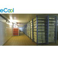 China -25℃ ~ -18℃ ELT19 Frozen Food Storage Warehouses 6000Tons Industrial Refrigeration on sale