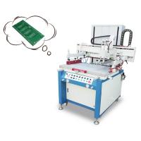 Buy cheap Touch Screen Silk Screen Printing Machine With Double Cylinder Lifting Available product