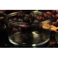 Buy cheap Food Borosilicate Glass Bowl , Tempered Glass Bowls Heat Resistant product