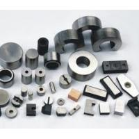 Buy cheap OEM and ODM Ferrite Extra Strong permanent Magnets Material Grade YS33H, YS10T product