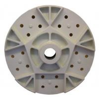 Quality Lighting High Precision Aluminium Die Castings Silvery Polished for sale