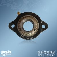 Buy cheap Custom Cast Iron Pillow Block Bearing For Chemical Machinery SBLF205-16 product