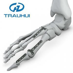 Buy cheap Orthopedic Mini Locking Plate wrist foot hand plate/screw product