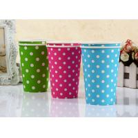 Buy cheap Custom Printing Takeaway Paper Cups With Lids For Kids Cold Beverage Cup product