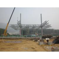 Structural Steel Pipes : Prefabricate steel pipe truss structural pipes of