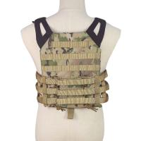 Buy cheap Military Tactical Army Vest Molle Airsoft Plater Carrier for Hunting Shooting Paintball Combat Police Style Bullet Proof product