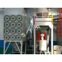 Buy cheap Industrial Bag Type Dust Collection Equipment Sand Blasting Room Support product