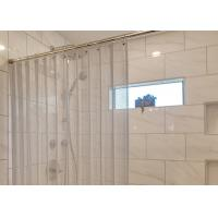 Buy cheap Mesh Aluminum Metal Coil Drapery Wire Fabric For Decorative Shower Divider Curtains product