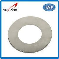 Buy cheap Axial Magnetization Samarium Cobalt Ring Magnets Decay Resistance For Sensors product
