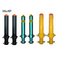 Buy cheap Telescopic Hydraulic Oil Cylinder for Heavy Truck Front Hydraulic Lift product