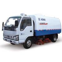 Buy cheap Cleaning Road Sweeper Truck from Wholesalers