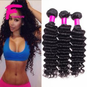 7A Mink Queen Hair Products Brazilian Virgin Hair Deep Wave Human Hair Weave deep wave
