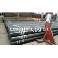 Quality S275J0H Hot Rolled Steel Tube , EN10210-1 / 2 Structural Hollow Hot Finished Seamless Tube for sale