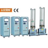 Buy cheap Half Sine Shock Test Machine , Shock Test Equipment Easy Operate product