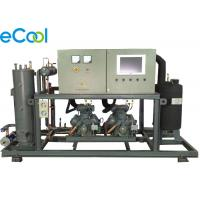 Buy cheap Cold Storage Warehouse Refrigeration Compressor Unit EPBH2-30 With PLC product