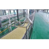 Buy cheap 11000bags/8h Fried Automatic Noodle Making Machine Production Line product