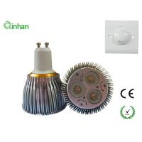 Buy cheap MR16 / GU10 / E27 6W 30 / 60 degree AC110V dimmable LED spot lights 2 years warranty product