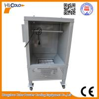 Buy cheap Auto Filter Lab Powder Spray Booth Recycle For Powder Testing Purpose product