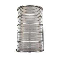 Buy cheap Stainless Steel Water Well Screen Tube Backflushing Regeneration Pipe product