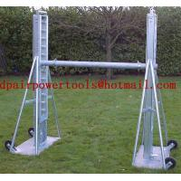 Buy cheap Cable Handling Equipment,  Hydraulic Cable Jack Set product