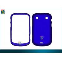 Buy cheap Durable Purple, Green, Red, Blue Frosted Rubberized PC Hard Cover for Blackberry 9900 product