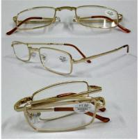 Buy cheap foldaway metal reading glasses product