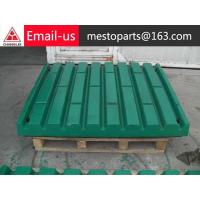 Quality single toggle jaw crusher with its parts 2 for sale