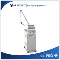 Buy cheap 1320nm 1064nm 532nm laser q switch nd yag laser tattoo removal system from wholesalers