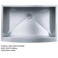 Buy cheap Top Quality Stainless Steel Kitchen Sink one bowl kitchen sink product