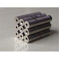 Buy cheap N42 Neodymium Multi Pole Ring Magnets for Machinery product