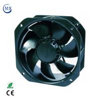 Buy cheap Water Electrical Equipment Cooling Fans / Small Ac Motor Exhaust Fan 225mm X 80mm product