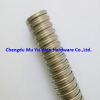 """Buy cheap 1/2"""" bare stainless steel 304 electrical flexible conduit for cable protection product"""
