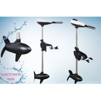Buy cheap 160 Pound Brush Less DC Electric Trolling Motor For Fresh Water product