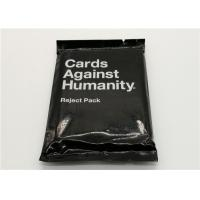 Buy cheap Paper Material Cards Against Humanity Reject Pack For Horrible People product