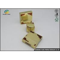 Buy cheap Coated Paper Cosmetic Packaging Box Embossing Finish For Skin Care Products product