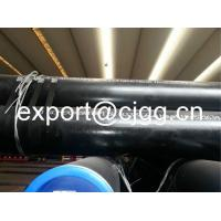 Buy cheap Low Temperature Hot Expanded / Hot Rolled Steel Tube ASTM A333 Gr.6 from Wholesalers