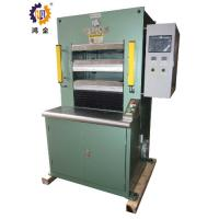 PLC Control High performance Hydraulic Heat Press Machine With Two Opening 50T