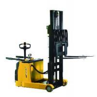 China Electric Reach Stacker on sale