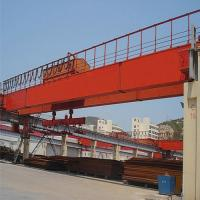 Buy cheap Double Beam Electric Overhead Travelling Crane Heavy Duty Industrial Advanced product