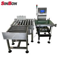 Buy cheap Online Automatic Conveyor Check Weigher conveyor weight scale in product