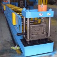 Buy cheap Window / Door Frame Roll Forming Machine 5.5 KW 380V With PU Foam Insulated product